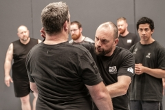 Paul Cale - Kinetic Fighting Close Combat Training Melbourne 2018