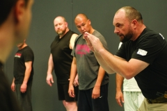 Paul Cale - Kinetic Fighting Training Melbourne 2018