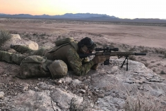 Kinetic Fighting & Force Ordnance Tactical Weapons Testing, Nevada, USA, 2019