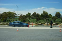 Kinetic Fighting Australia - Tactical Driver Training