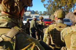 Kinetic Fighting Australia - Australian Military Training with Paul Cale Banner