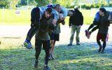 Australian Commandos put AIS & Japanese judoka through some punishment