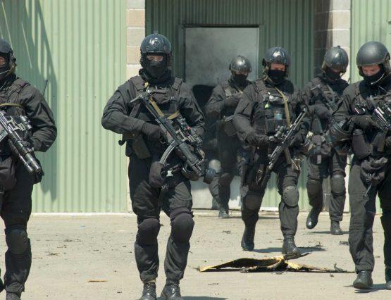 Control fear, tactical response, special forces, 2nd Commando Regiment