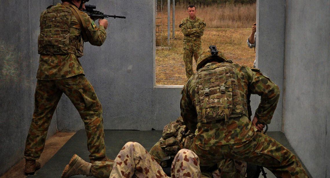 Australian Army Combatives