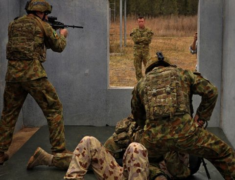 Australian Army Combatives