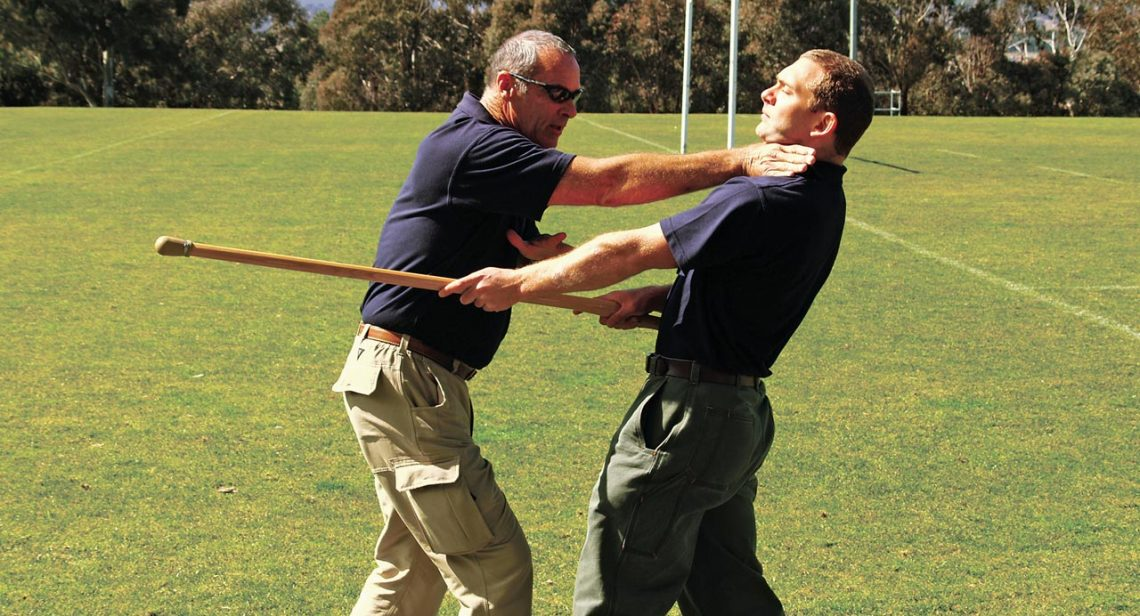 Hunting Posture - Neck Strike Demonstration