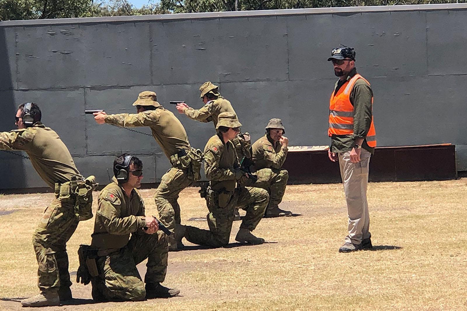 Army ISET Training 2018