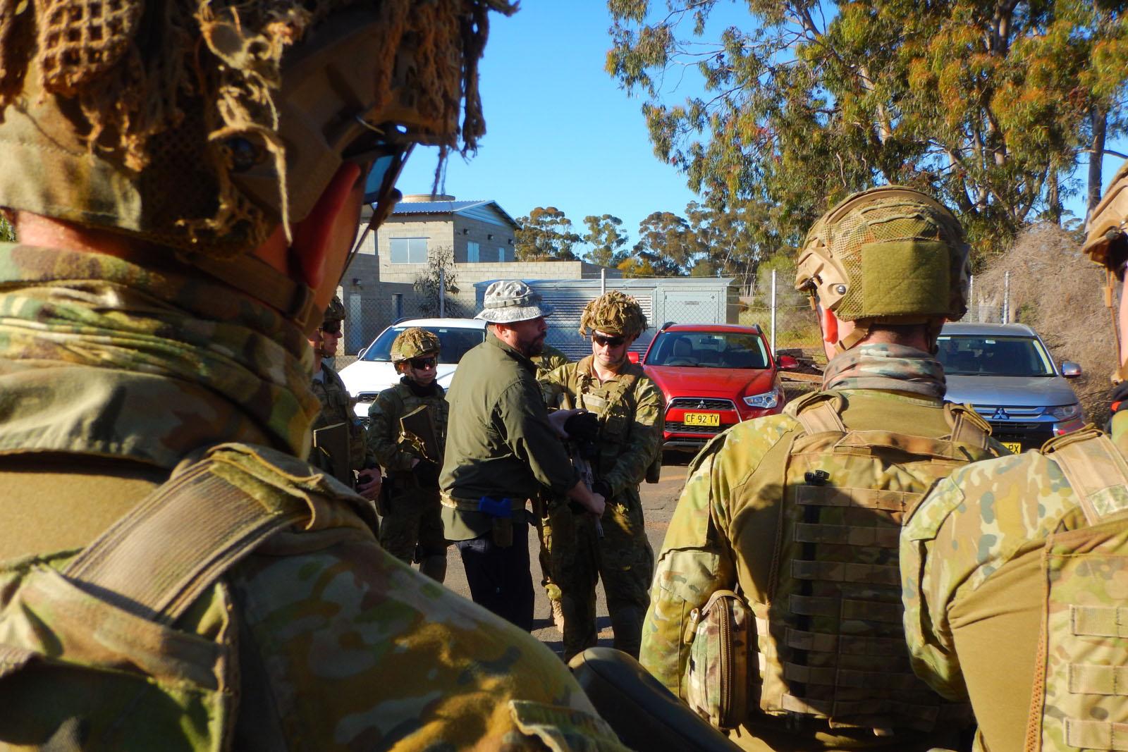 Army ISET Training 2017
