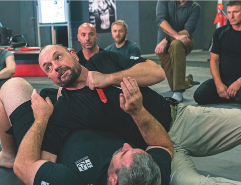 Paul Cale, Kinetic Fighting–Integrated Combat course