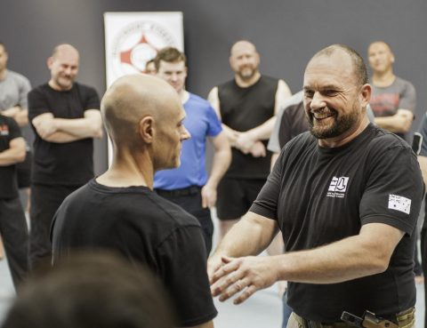 Paul Cale Kinetic Fighting Level 1 course