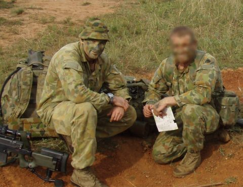 Navigation & Survival Training - Kinetic Fighting