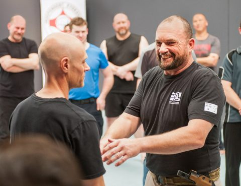 Kinetic Fighting Alpha course Melbourne