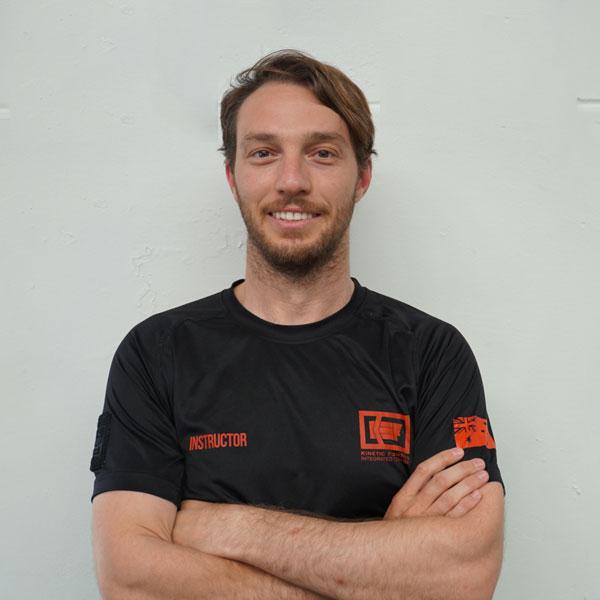 Daniel Brown KEF-IC Instructor