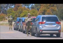 Tactical Driver Training - Australian Infantry with Kinetic Fighting