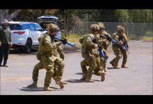 Elite Combat Skills - Australian Infantry with Kinetic Fighting