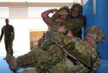 Developing a Combat Mindset: Army Combatives Program