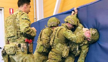 1st Brigade hit with unarmed-combat revival
