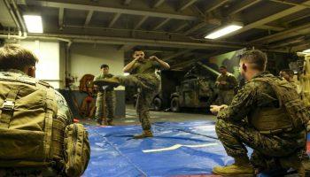 Australian Army adopts Marine Corps-style hand-to-hand combat training