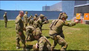 Elite Combat Skills   Australian Infantry with Kinetic Fighting